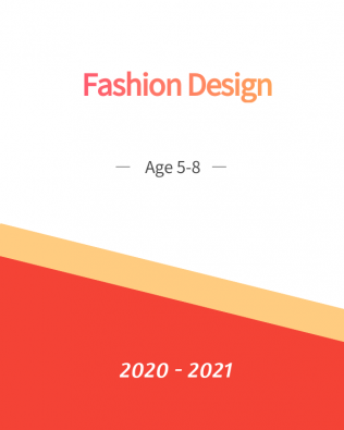 Fashion Design Age 5-8 (Yearly Bundle Plan)