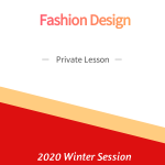 Fashion Design (Private Class) Winter Session