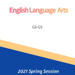 ELA G8-G9 Spring Session