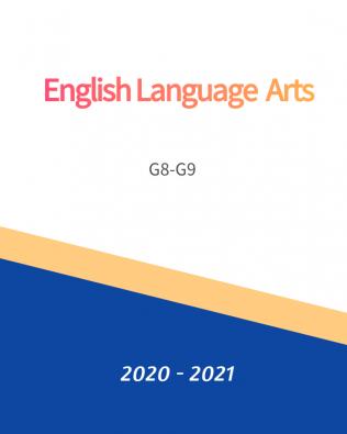 ELA G8-G9 Yearly Plan
