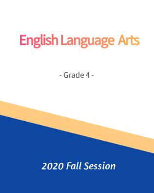 ELA G4 Fall Session