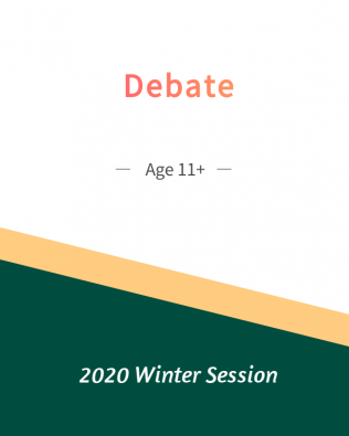 Debate Winter Session