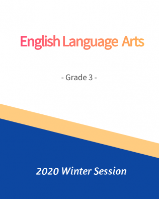 ELA G3 Winter Session