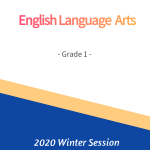 ELA G1 Winter Session