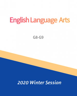 ELA G8 – G9 Winter Session