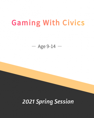 Gaming With Civics: GAME ON, CITIZENS!