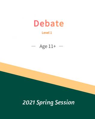 Debate – Level 1