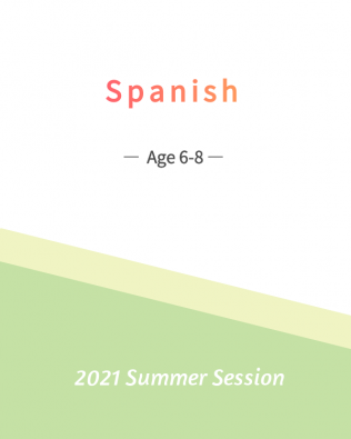 Spanish for Age 6-8