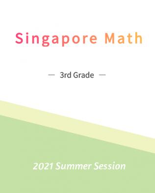 2021 Summer Singapore Math 3A (PM Class)