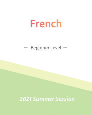 French for Beginners (Sunday Class)