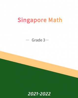 Singapore Math – 3B Fall Session