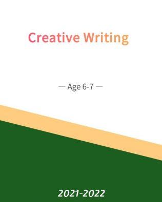 Creative Writing Age 6-7 (Fall)